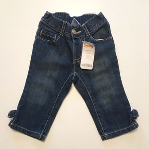 Other - NWT GYMBOREE BABY GIRL JEANS , SIZE 6-12 MONTHS